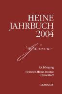 Heine-Jahrbuch 2004