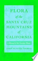 Flora of the Santa Cruz Mountains of California