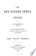 Om det Danske sprog i angel