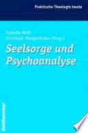 Seelsorge und Psychoanalyse