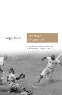 download ebook the boys of summer pdf epub