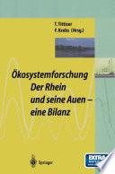 Ökosystemforschung: Der Rhein und seine Auen