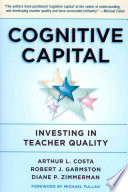 Cognitive Capital Investing In Teacher Quality