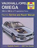 Vauxhall Opel Omega Service and Repair Manual