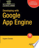 Developing With Google App Engine