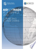 Aid For Trade At A Glance 2013 Connecting To Value Chains