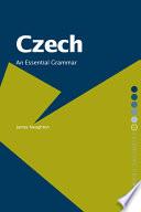 Czech  An Essential Grammar