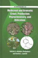 Medicinal and Aromatic Crops