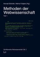 Methoden der Webwissenschaft. Teil 1