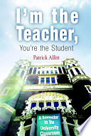 I m the Teacher  You re the Student