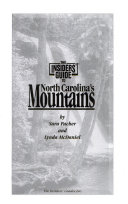 The Insiders  Guide to North Carolina s Mountains Book PDF