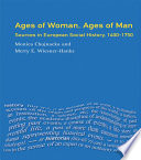 Ages of Woman, Ages of Man