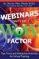 Webinars with WOW Factor