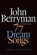 download ebook 77 dream songs pdf epub