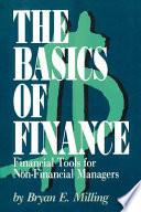 The Basics of Finance