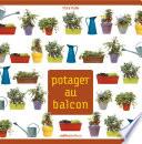 illustration du livre Potager au balcon