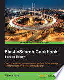 ElasticSearch Cookbook   Second Edition