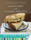 Book In the Kitchen with A Good Appetite