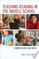 Teaching Reading in the Middle School
