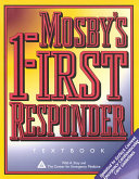 Mosby s First Responder Textbook