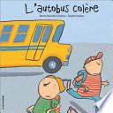 illustration du livre L'autobus colère