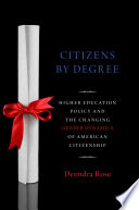 Citizenship by Degree