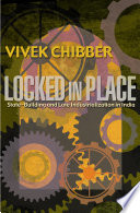 Locked in Place: State-Building and Late Industrialization in India Sampul Buku