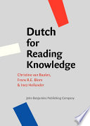 Dutch For Reading Knowledge