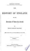 the-history-of-england-from-the-accession-of-james-the-second