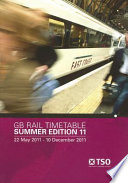 Gb Rail Timetable Summer Edition 11