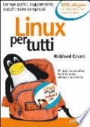 Linux per tutti  Con DVD ROM