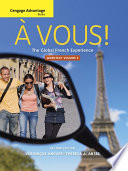 Cengage Advantage     Vous   Worktext Volume II  Chapters 8 14