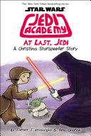 At Last Jedi Star Wars Jedi Academy 9