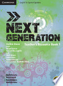 Next Generation Level 1 Teacher s Resource Book with Class Audio CDs  3