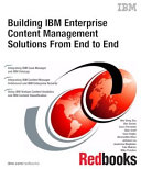 download ebook building ibm enterprise content management solutions from end to end pdf epub