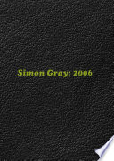 simon gray 2006