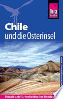 Reise Know-How Reiseführer Chile und die Osterinsel
