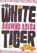 The White Tiger Book Cover