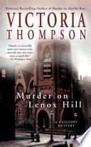 Murder on Lenox Hill