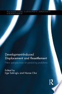 Development Induced Displacement and Resettlement