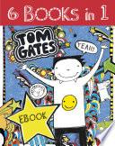 Tom Gates 6 Book Bundle Book PDF