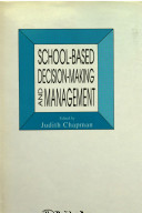 School based Decision making and Management