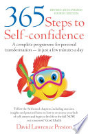 365 Steps to Self Confidence 4th Edition