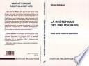 LA RH  TORIQUE DES PHILOSOPHES
