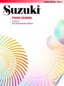 Suzuki Piano School   Volume 6  New International Edition