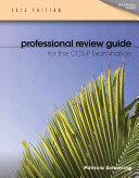 Professional Review Guide for CCS P Exam  2013 Edition