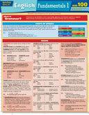 English Fundamentals 1 Quizzer