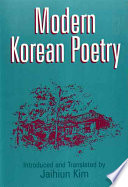 Modern Korean Poetry