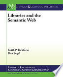 Libraries and the Semantic Web
