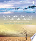 Systematic Theology and Climate Change